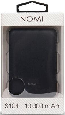 Мобильная батарея Nomi S101 10000mAh Black 4