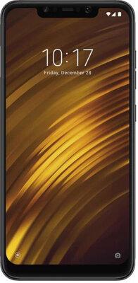 Смартфон Xiaomi Pocophone F1 6/128GB Black 1