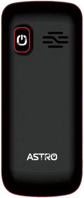 Мобільний телефон ASTRO A173 Black/Red 2