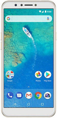 Смартфон General Mobile 8 3/32GB Gold 1