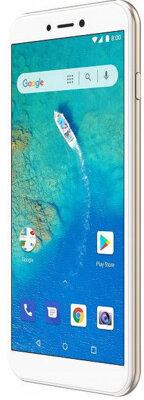 Смартфон General Mobile 8 3/32GB Gold 4