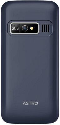Мобильный телефон ASTRO A186 Navy 2