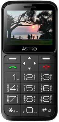 Мобільний телефон ASTRO A186 Black 1