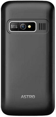 Мобільний телефон ASTRO A186 Black 2
