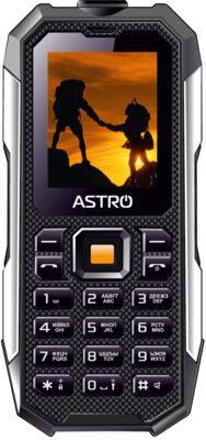 Мобильный телефон ASTRO A223 Black 1
