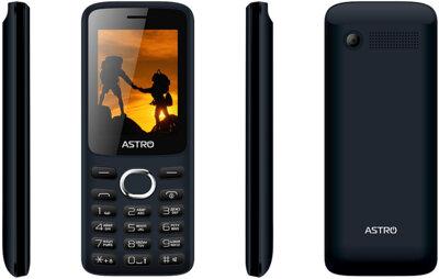 Мобільний телефон ASTRO A246 Navy 3