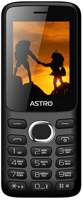 Мобильный телефон ASTRO A246 Black 1