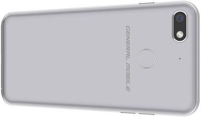 Смартфон General Mobile 8GO 1/16GB Gray 5