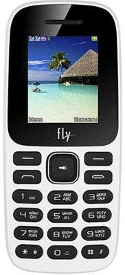 Мобильный телефон Fly FF183 White 1