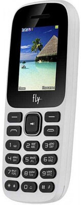 Мобильный телефон Fly FF183 White 3