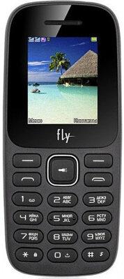 Мобильный телефон Fly FF183 Black 1