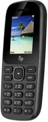 Мобильный телефон Fly FF183 Black 3