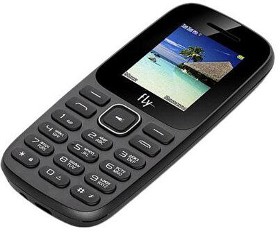 Мобильный телефон Fly FF183 Black 6