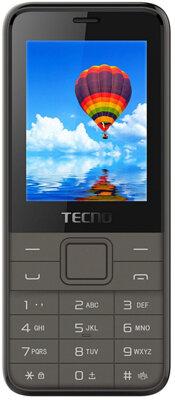 Мобильный телефон Tecno T371 Gray 1