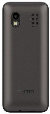 Мобильный телефон Tecno T371 Gray 2