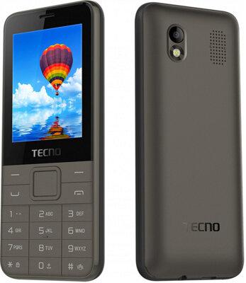 Мобильный телефон Tecno T371 Gray 3