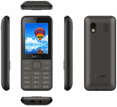 Мобильный телефон Tecno T371 Gray 4