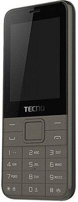 Мобильный телефон Tecno T371 Gray 5