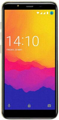 Смартфон Prestigio Muze F5 LTE 5553 Dual Gold 1