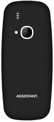 Мобільний телефон Assistant AS-201 Black 2