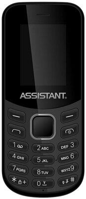 Мобільний телефон Assistant AS-101 Black 1