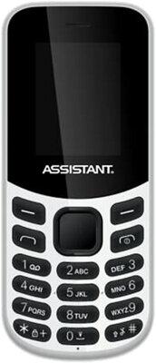 Мобильный телефон Assistant AS-101 White 1