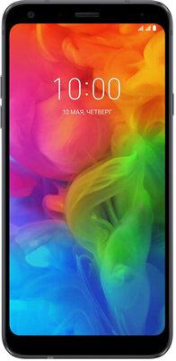Смартфон LG Q7 3/32GB Q610NM Aurora Black 1