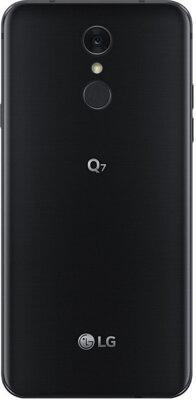 Смартфон LG Q7 3/32GB Q610NM Aurora Black 2