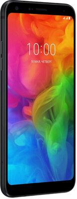 Смартфон LG Q7 3/32GB Q610NM Aurora Black 4