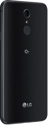 Смартфон LG Q7 3/32GB Q610NM Aurora Black 5