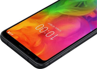 Смартфон LG Q7 3/32GB Q610NM Aurora Black 9
