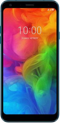 Смартфон LG Q7 3/32GB Q610NM Morocсan Blue 1