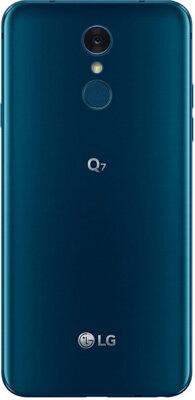Смартфон LG Q7 3/32GB Q610NM Morocсan Blue 2
