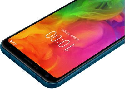 Смартфон LG Q7 3/32GB Q610NM Morocсan Blue 11
