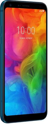 Смартфон LG Q7+ 4/64GB Q610NA Morocсan Blue 5