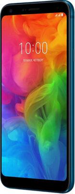 Смартфон LG Q7+ 4/64GB Q610NA Morocсan Blue 6