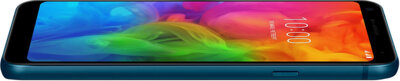 Смартфон LG Q7+ 4/64GB Q610NA Morocсan Blue 9