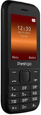 Мобільний телефон Prestigio Wize G1 1243 Black 4