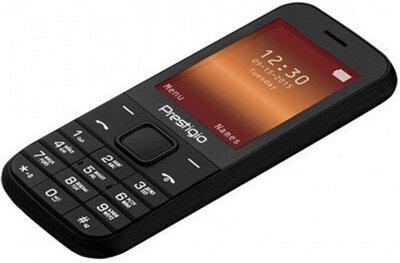 Мобільний телефон Prestigio Wize G1 1243 Black 6