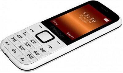 Мобільний телефон Prestigio Wize G1 1243 White 6