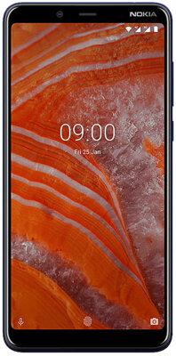 Смартфон Nokia 3.1 Plus 3/32GB Baltic 1