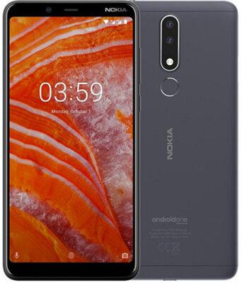 Смартфон Nokia 3.1 Plus 3/32GB Baltic 3