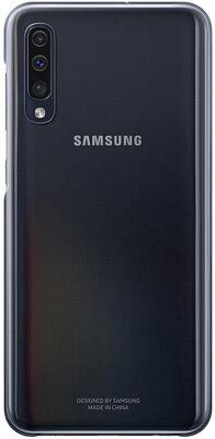 Чехол Samsung Gradation Cover Black для Galaxy A50 A505F 1