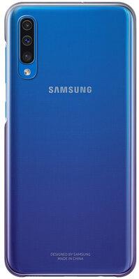 Чехол Samsung Gradation Cover Violet для Galaxy A50 A505F 1