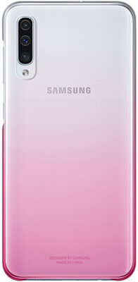 Чехол Samsung Gradation Cover Pink для Galaxy A50 A505F 1