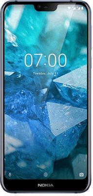 Смартфон Nokia 7.1 4/64GB Indigo 1