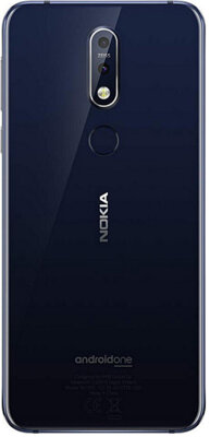 Смартфон Nokia 7.1 4/64GB Indigo 2