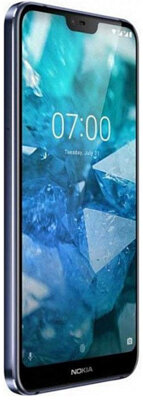 Смартфон Nokia 7.1 4/64GB Indigo 4