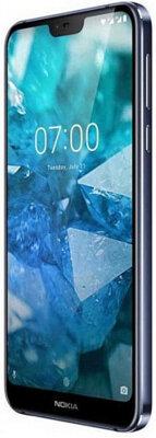 Смартфон Nokia 7.1 4/64GB Indigo 6