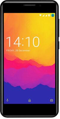 Смартфон Prestigio Muze U3 LTE 3515 Dual Black 1